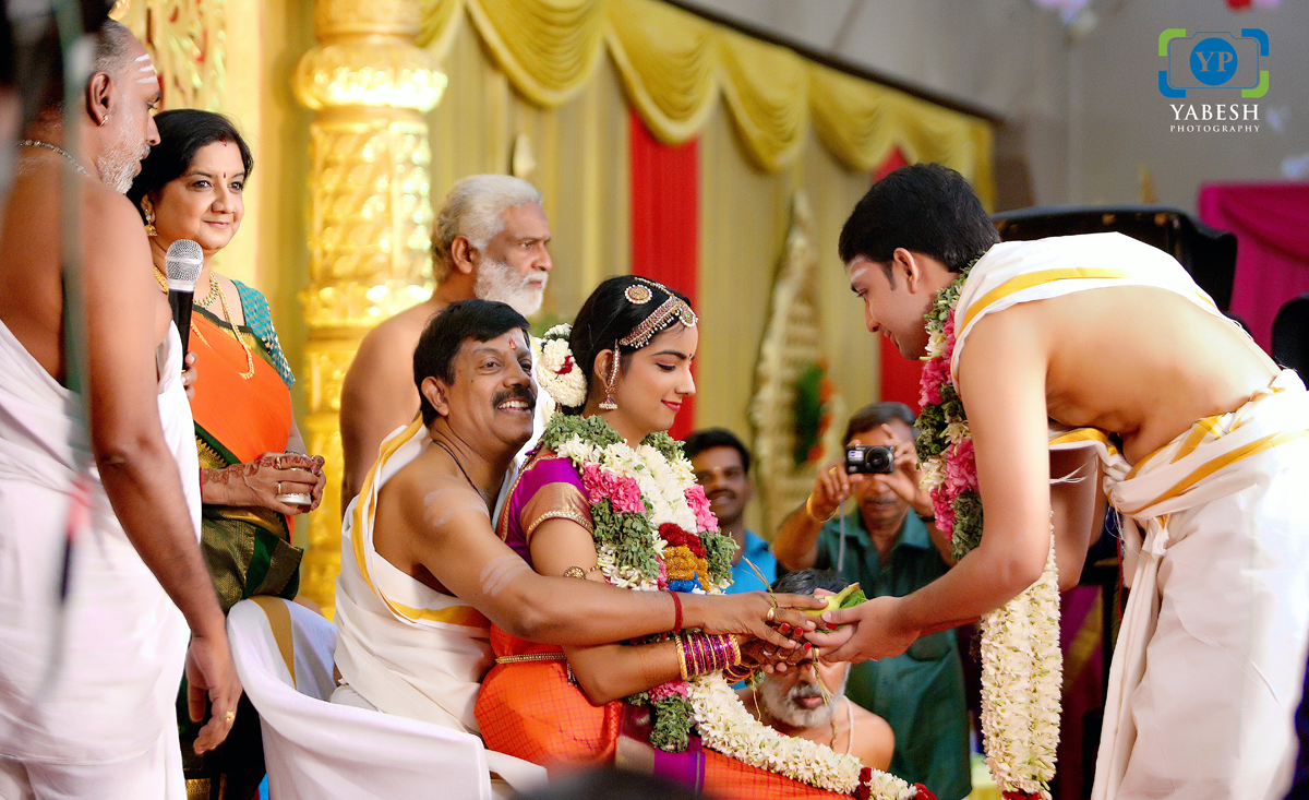 Sneha + Aswin Wedding Coimbatore